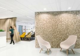 植物装饰板墙面装饰