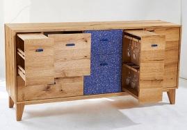 植物装饰板家具制作
