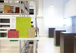 植物装饰板